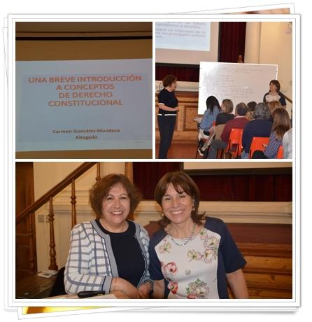 LMA Pta. Arenas - Comunidad Educativa asiste a Charla de