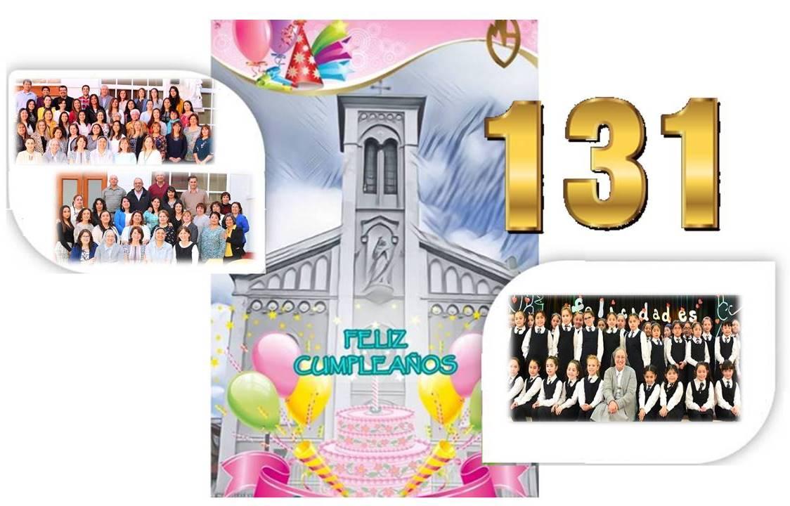 Liceo María Auxiliadora de Punta Arenas celebra sus 131 años de historia