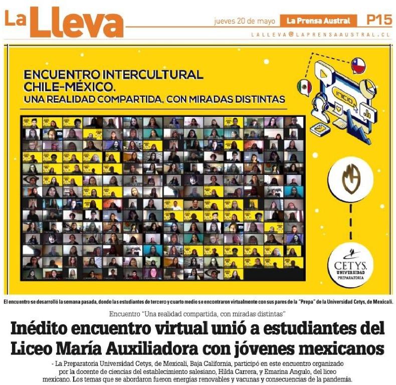 LMA Punta Arenas: Educación Sin Frontera